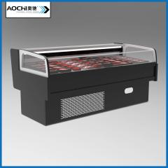 MINI STYLE  FRESH MEAT SERVE-OVER COUNTER(ASCP-C-M)