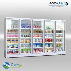 Remote Showcase Freezer(AGF-RA)