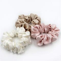 Mulberry Silk Scrunchies