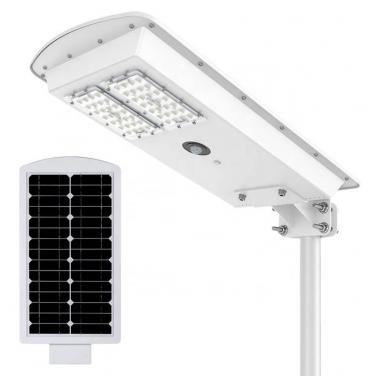 Best Price 25w 30w All In One Solar Led Streetlight Outdoor IP65 Ce Rohs T120