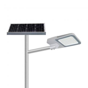 New design high bright outdoor garden ip65 100watt 150watt solar led street light RY-ST-P100