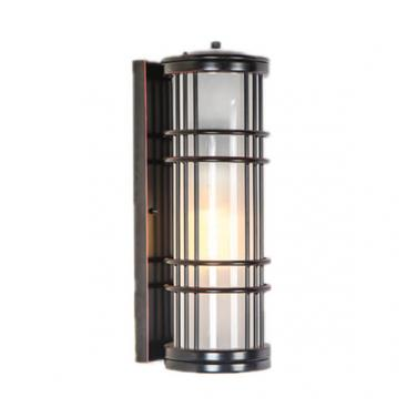 Acrylic decorative led wall light E27 lamp holder wall sconce lamp garden use wall lamp outdoor vintage