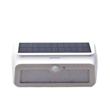Wholesale prices wall solar powered portable outdoor lamp garden wall light