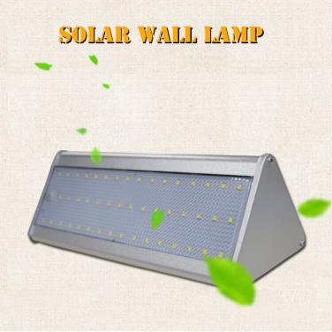 New led garden 10w solar outdoor wall light led lamp waterproof lighting