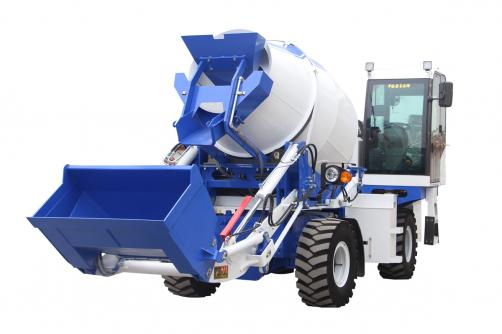 Big Sale!!! HWJB200 Concrete Mixer Truck