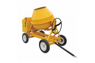 HW500-4D Small Concrete Mixer