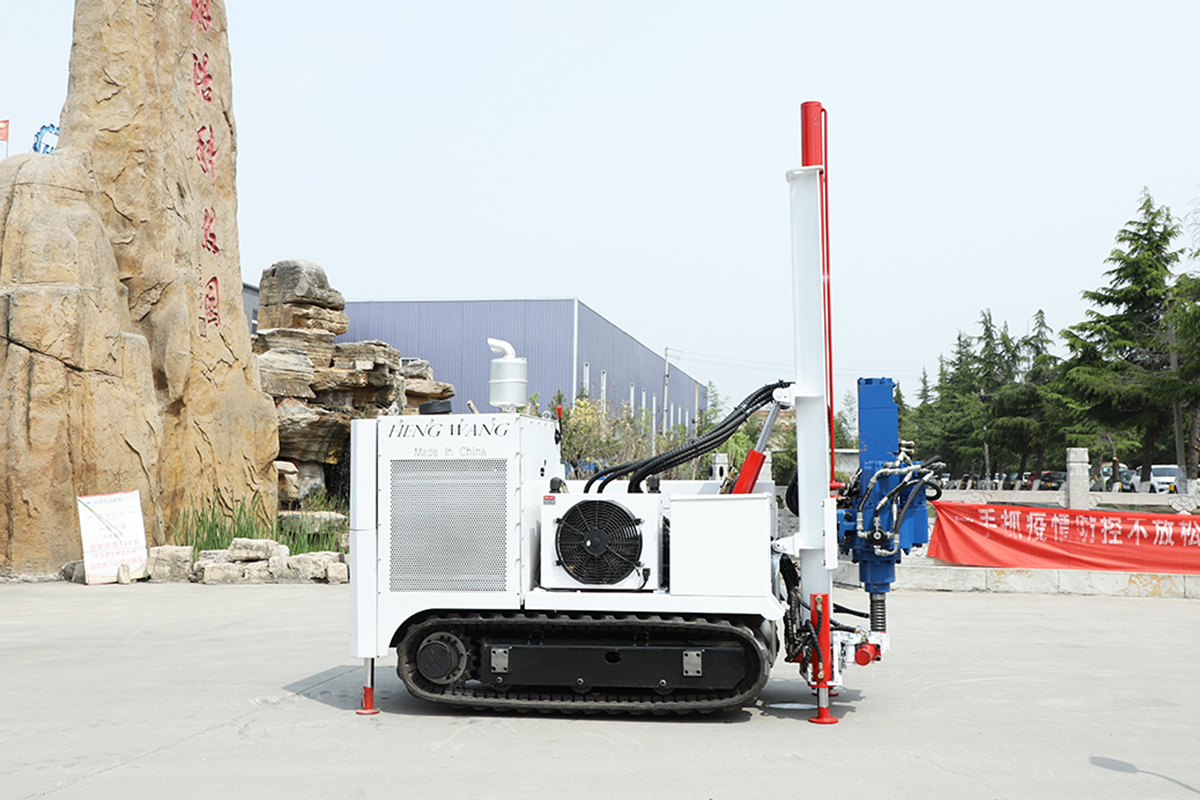 HWED50 Sample Drilling Rig
