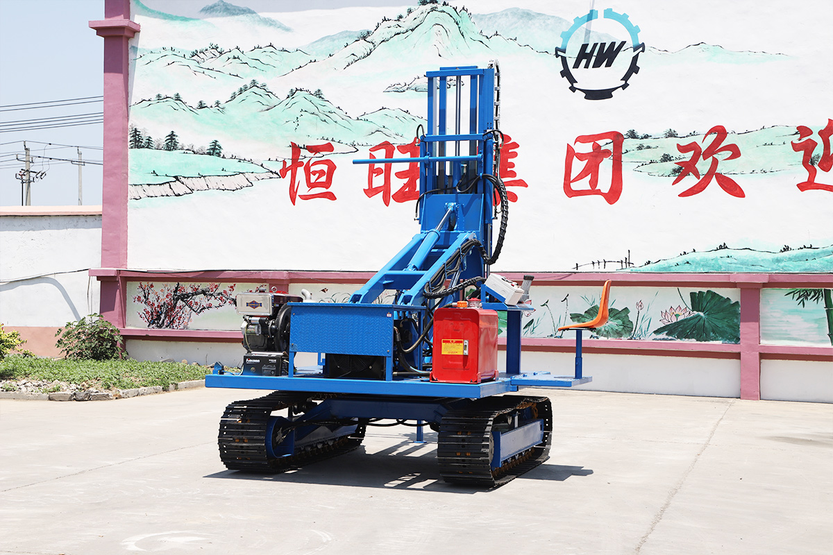 Crawler Rock Drilling Machine (3M)