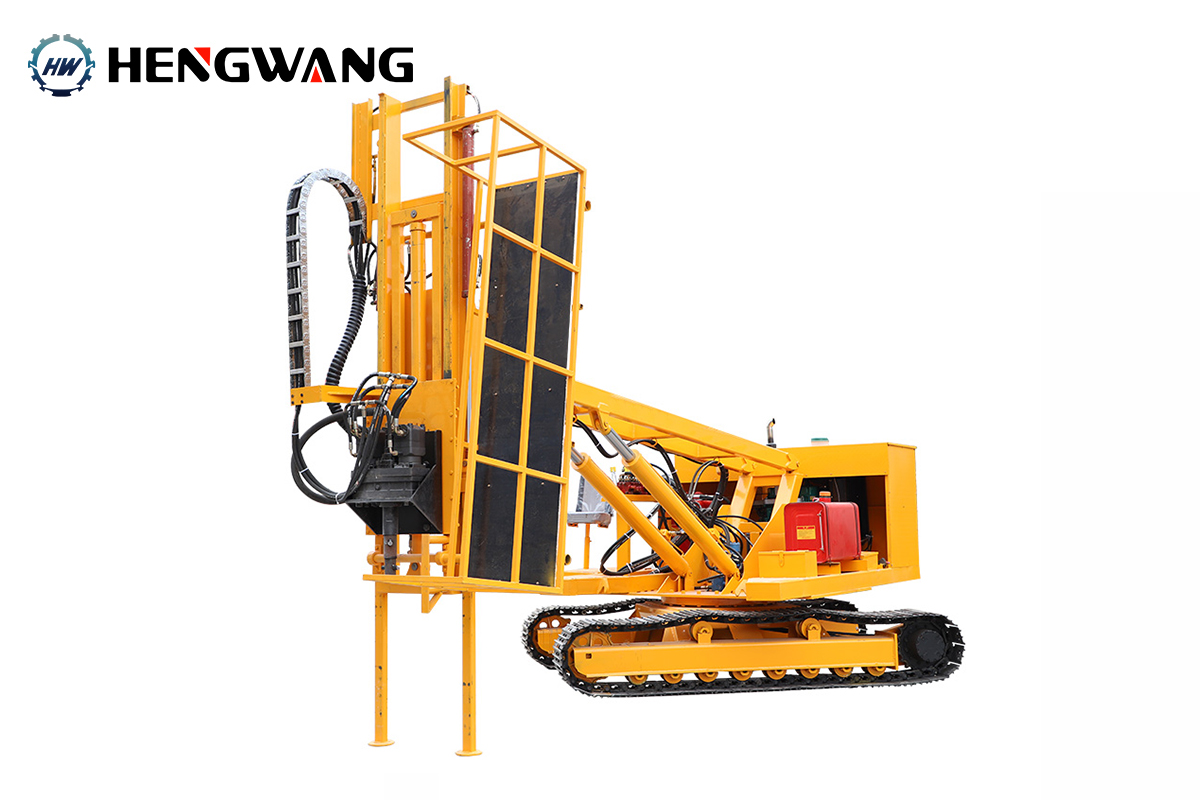Crawler Rock Drilling Machine (6M)