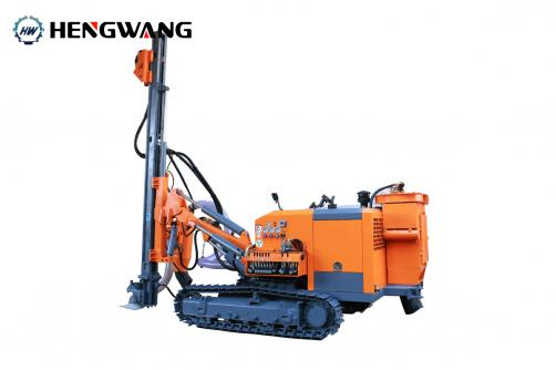 HW420 Separated DTH Surface Drill Rig