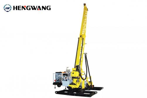 HW-6 Full Hydraulic Diamond Core Drilling Rig