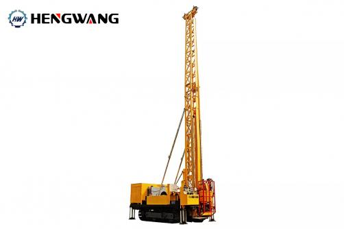 HW-3000 Full Hydraulic Diamond Core Drilling Rig