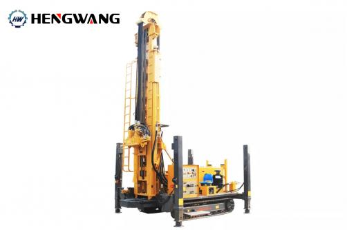 HW7/350 Crawler Water Well Drilling Rig