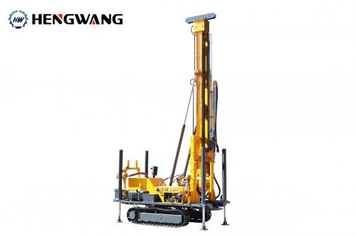 HW-300L Mud/air Drilling Rig