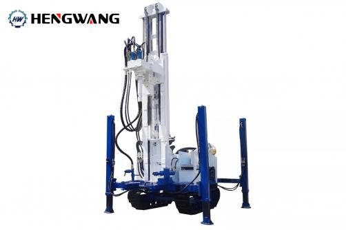 HW180D Sample Drilling Rig