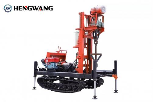 HWZ-120 Positive Circulation Drilling Rig