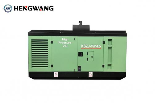 KSZJ-15/14.5 Screw Air Compressor