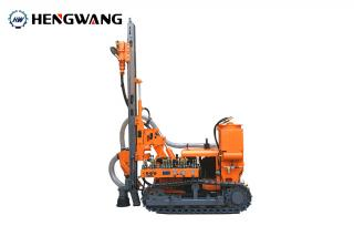 HWQK-A2 Separated DTH Surface Drill Rig