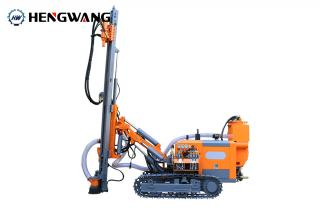 HW415 Separated DTH Surface Drill Rig