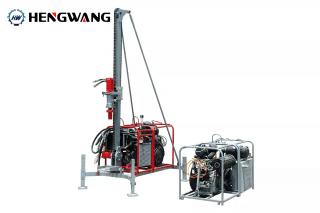 HW-S30 Mountain Drill Rig