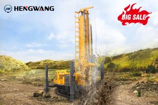 Promotion!!! HQZ-450L Pneumatic Drill Rig