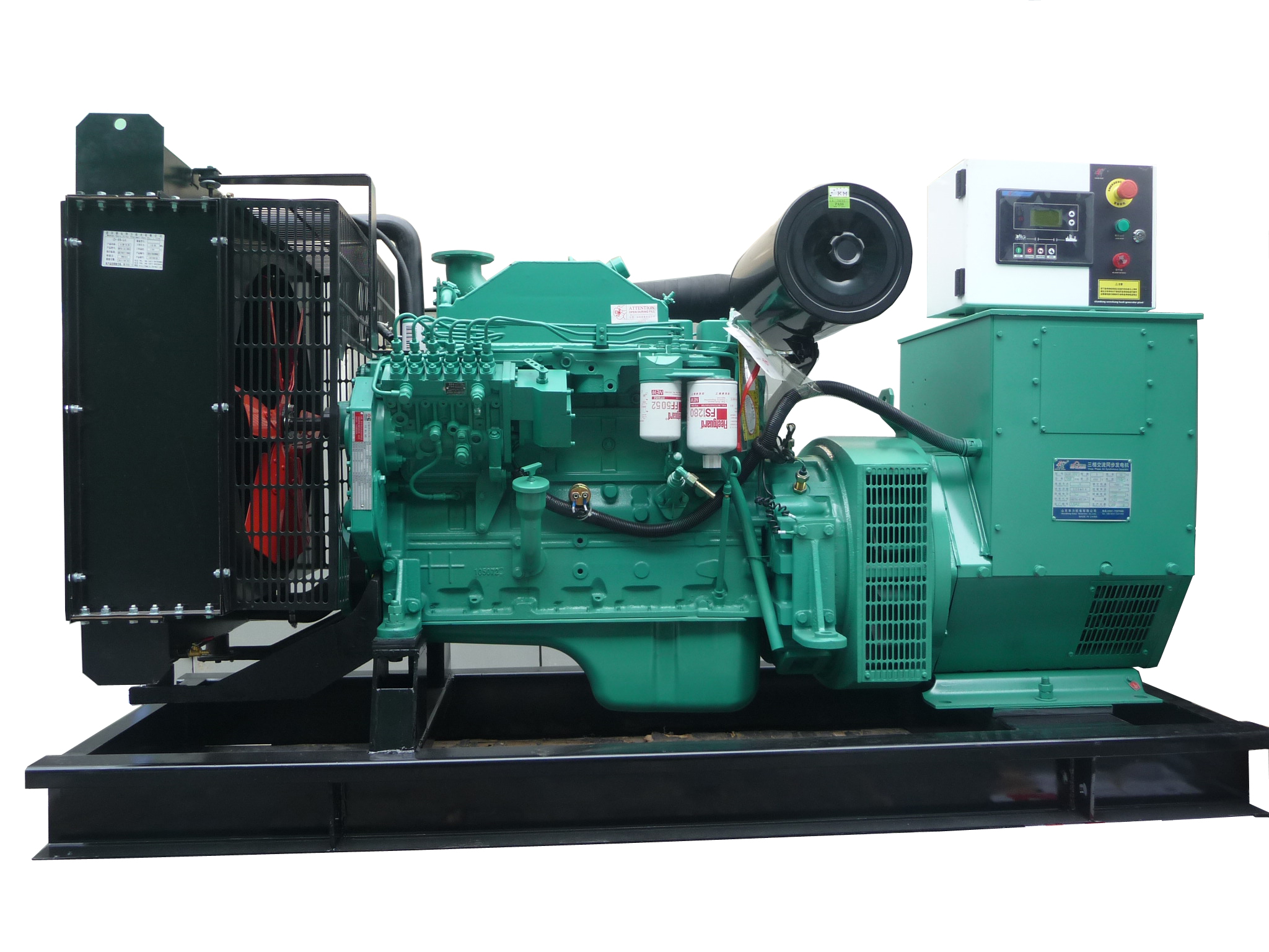Choose a diesel generator set ,here is the strongest strategy.