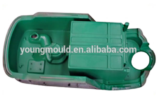 Cleaning Machine Mould