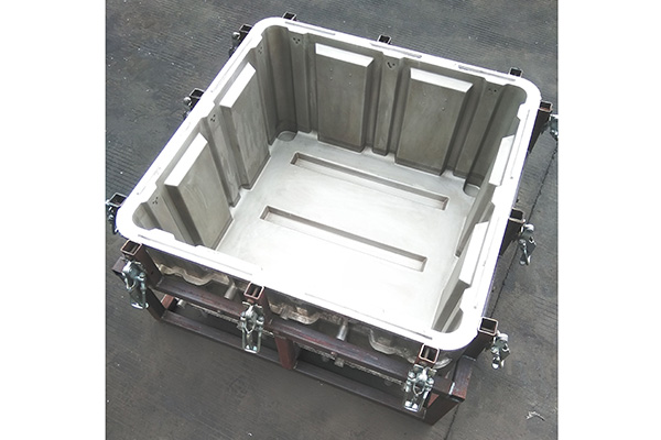 Military Box Mould