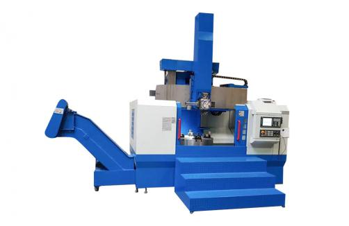 CNC Vertical Lathes