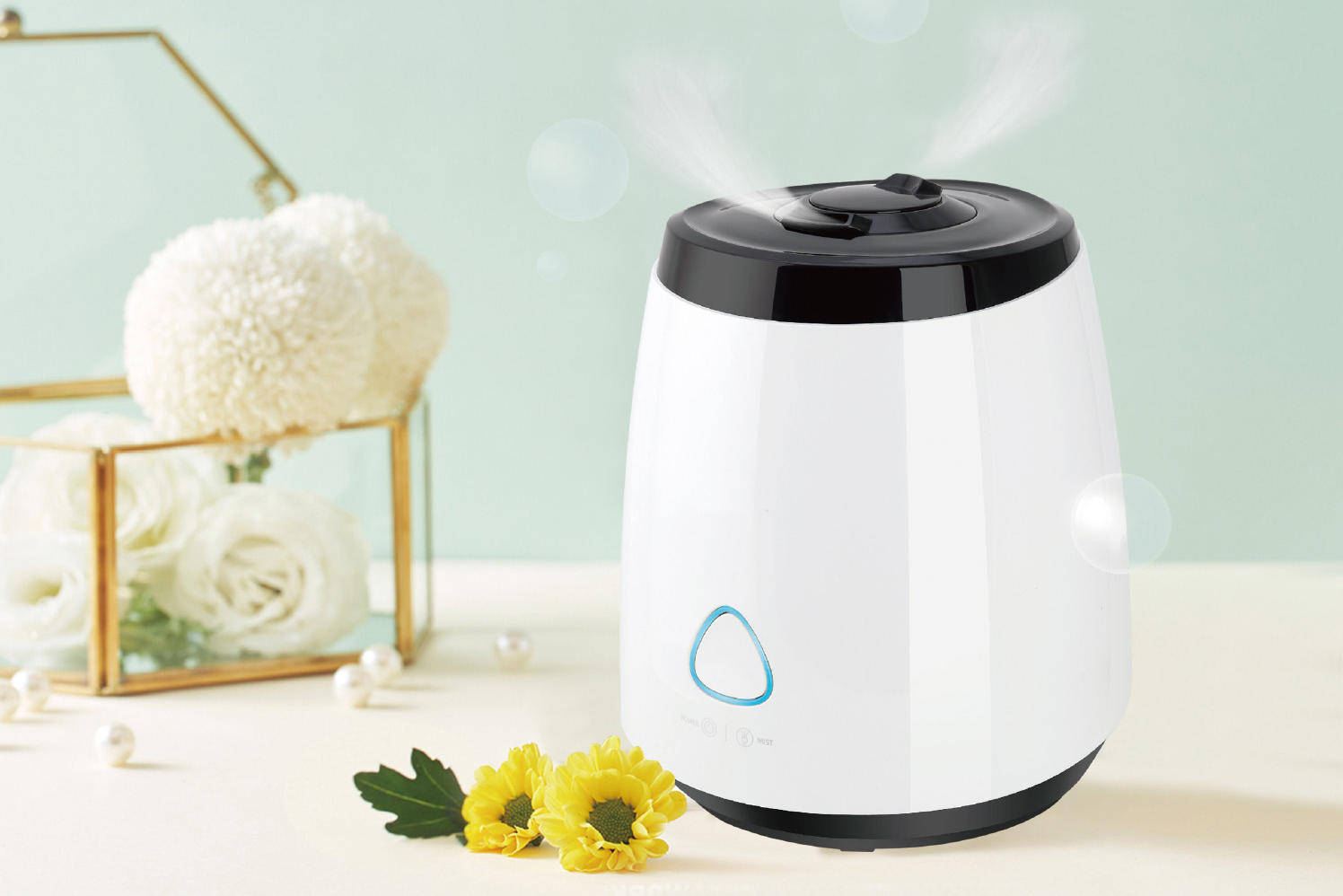 Top filling Humidifier SH106