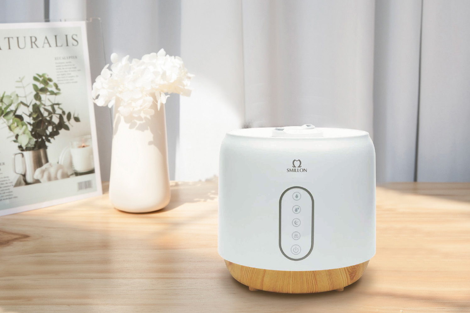 Top filling Humidifier SH601
