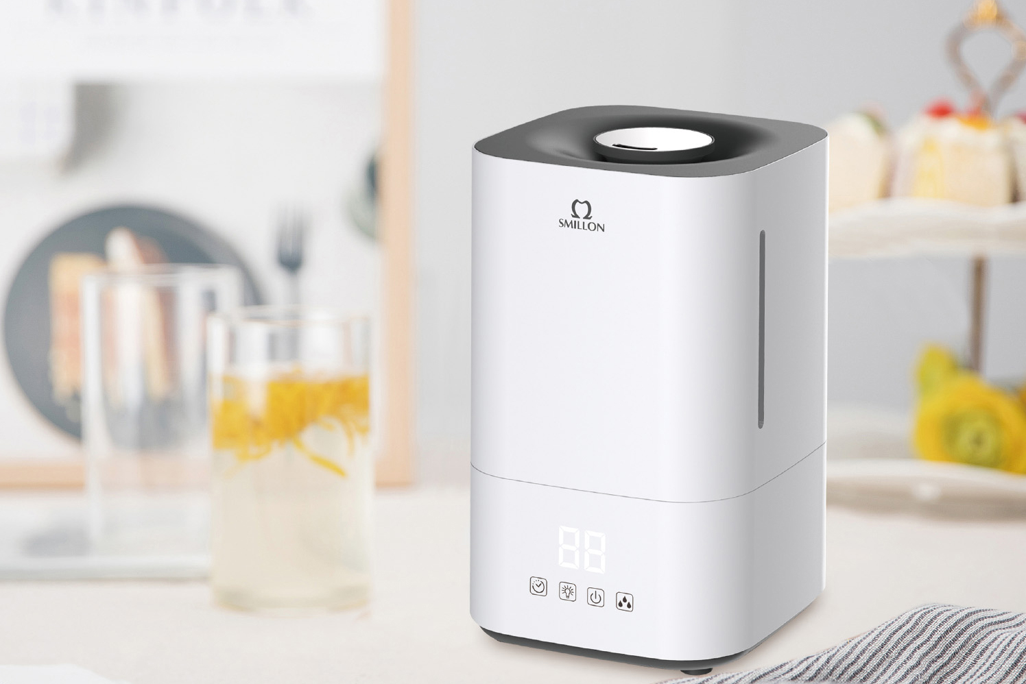Top filling Humidifier SH605