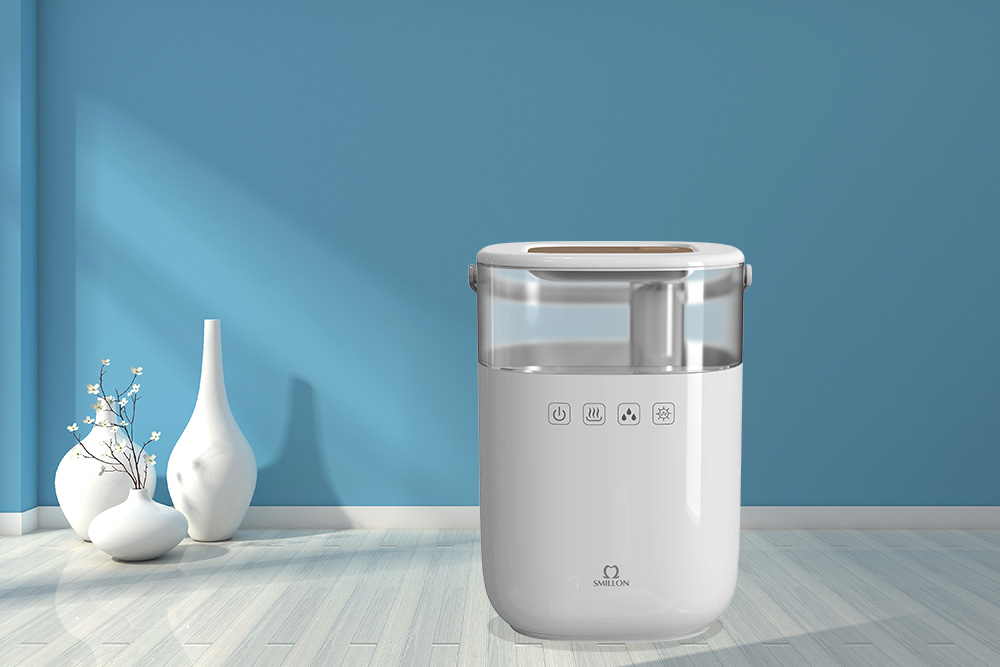 Top filling Humidifier SH606
