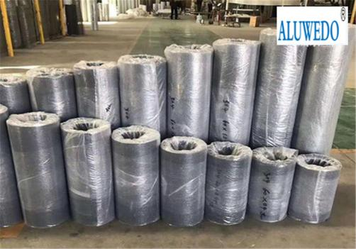 Gold Steel Wire Mesh