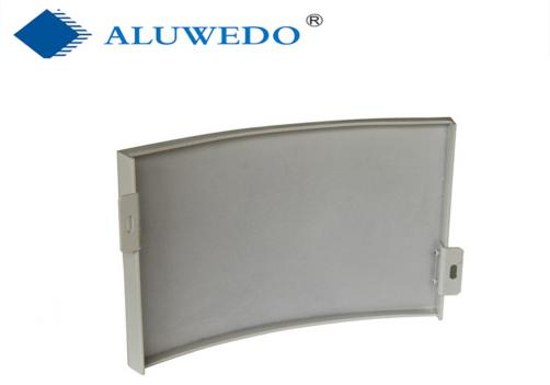 Solid Aluminum Panel