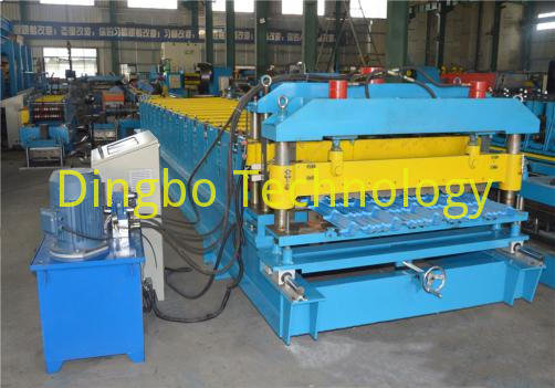 Glazed Tile Roll Forming Machine