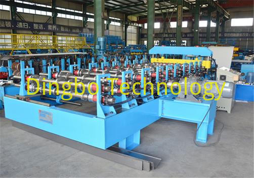 PU Roof_Wall Panel Roll Forming Machine