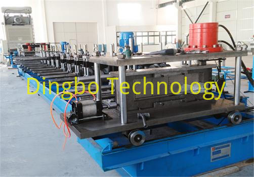 Trunking Cable Tray Roll Forming Machine