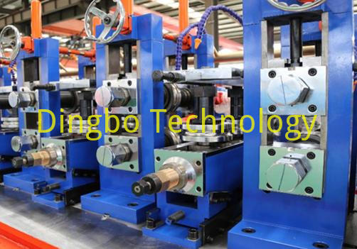 DB89 Welded Pipe Forming Tube Mill Machine