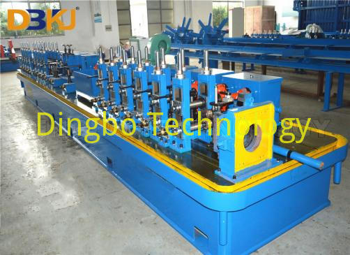 DB50 Carbon Steel Tube Mill Line
