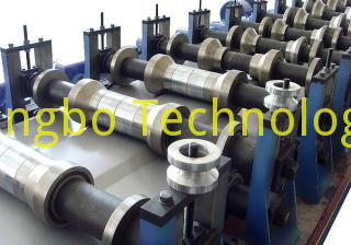 Truck Body Roll Forming Machine