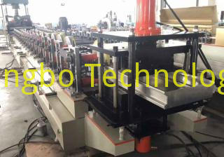 Noise Barrier Roll Forming Machine