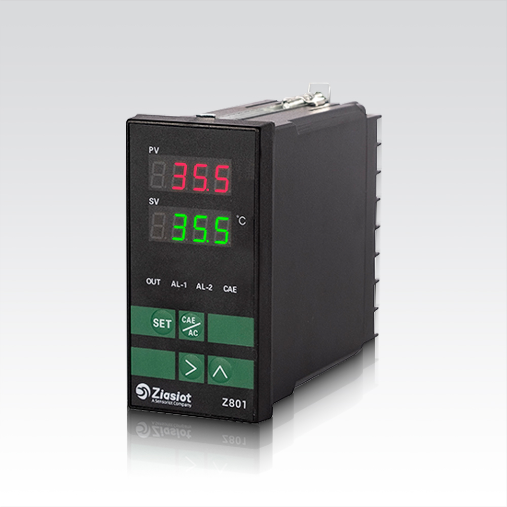 Z801 Digital Pressure&Temperature Indicator