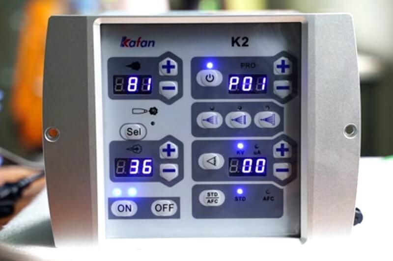 professional powder coating system
