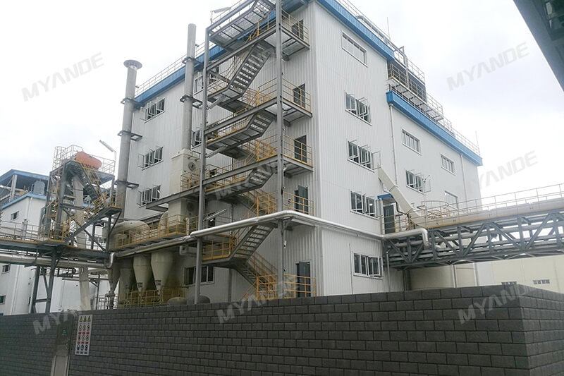 Rice bran oil turnkey project